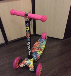 Самокат-скутер