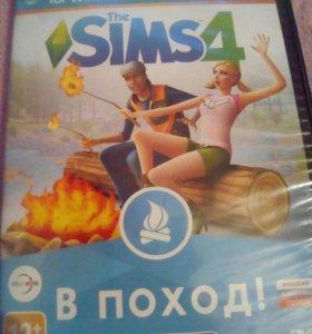 Дополнение The sims 4