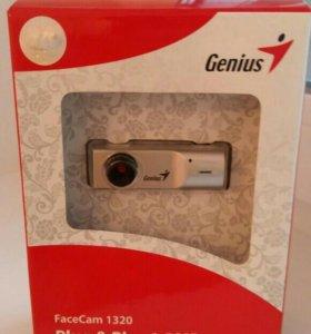 Вебкамера Genius