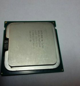 Процессор CPU Е6300 LGA775 сокет