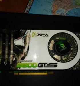 Видеокарта NVIDIA GEFORCE 8800 GTS