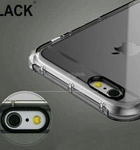 Противоударный силиконовый чехол для iphone 5,5s,6