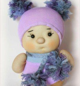 Кукла мягконабивная