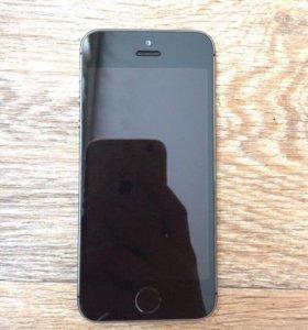 IPhone 5s spice grey 16gb
