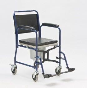 Кресло - каталка с санитарным оснащением