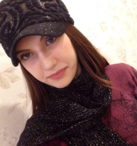 Кепка + шарф