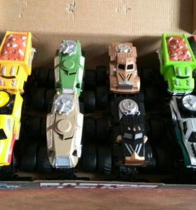 Машинки Raptor Suv