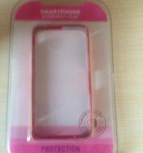 Чехол-бампер на айфон4-Iphone 4,4s.