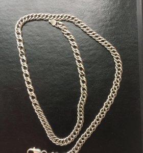 Цепочка серебряная 925 проба