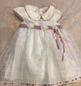 Праздничное платье для девочки 12-18