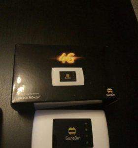 4G wi-fi модем от билайн