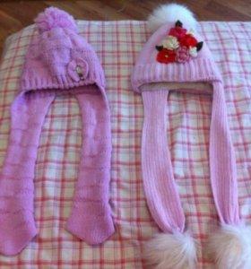 Шапки,перчатки и варежки