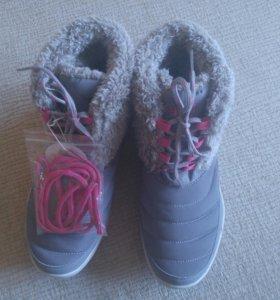 Ботинки Ryka новые