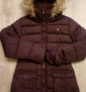 Пальто новое фирма HM