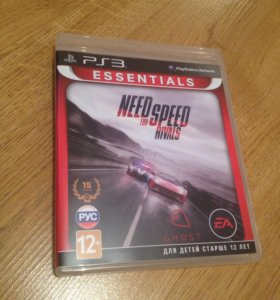Need For Speed Rivals Игра для PS3