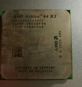 Б/У Процессор AMD Athlon 64 x2 6000+