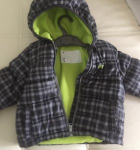 Новая куртка киаби весна