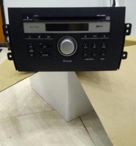 Магнитола от Suzuki SX4 Classic