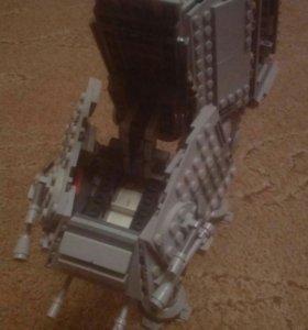 Лего звездные войны ,шагаход империиAT-AT