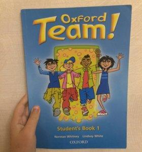 Книга Oxford Team