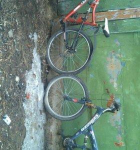 Продам 2 велосипеда