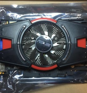 Видеокарта Asus GeForce GTX 550 Ti 1024MB 192bit