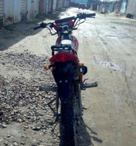 Мотоцикл ягуар s2