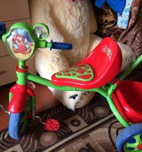 Детс велосипед