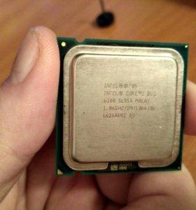 Core 2 Duo (E6300, LGA 775)