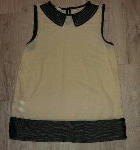 Блузка-футболка promod (S)