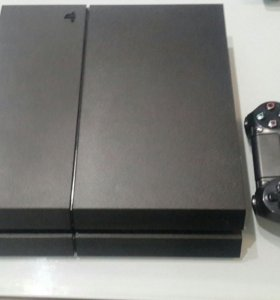 Playstation 4 500gb (UFC 2 и For Honor)