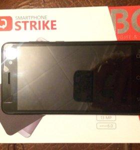 Смартфон Strike BQS-5020