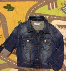 AMN Джинсовая куртка.
