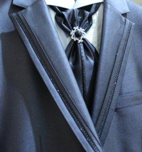 Костюм мужской свадебный (тройка)