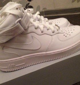 Кроссовки Nike Air Force 1 mid 07, новые,оригинал