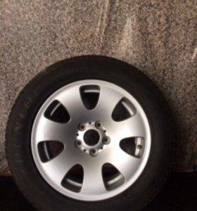 Одно новое запасное колесо от БМВ-7 Е65,Е66.165ст