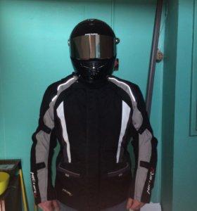 Защитный комплект для мотоциклиста