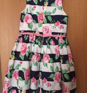Платье на модницу