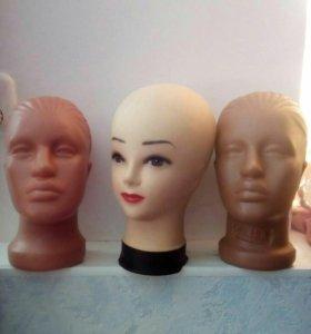 Продам головы манекена