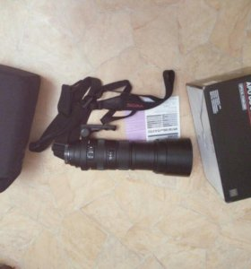 Объектив Sigma 150-500 f5-6.3 APO DG OS Canon