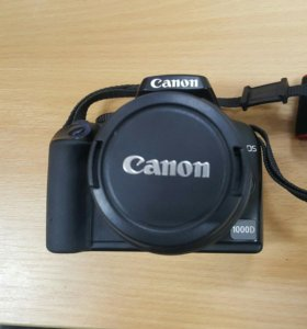 Фотоаппарат Canon EPSON 1000D