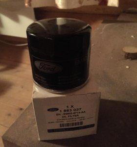Фильтр масляный форд 1.6 литра
