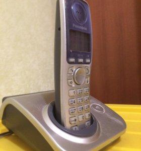 """Стационарный радио-телефон """"Panasonic"""""""