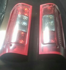 Задние фонари Fiat Ducato