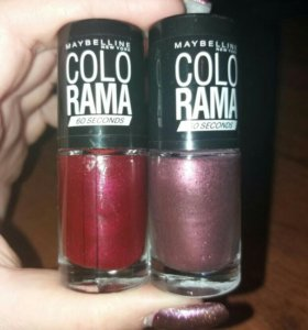 Лак для ногтей Maybelline COLORAMA