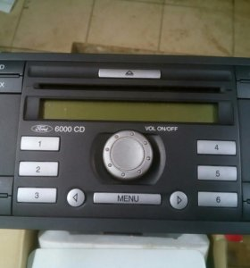 Sony 6000CD ford
