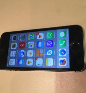 Apple iPhone 5S 64 Гб space gray