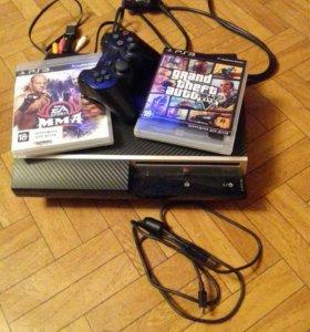 Playstation 3. 40 GB