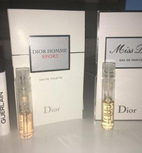 Пробники парфюма 6шт