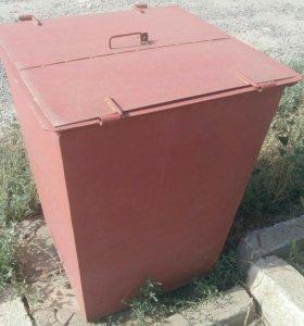 Мусорный контейнер, мусорный бак